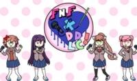 fnf vs ddlc
