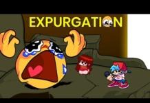 FNF: Crying Cursed Emoji Over EXPURGATION