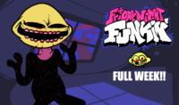 FNF lemon monster